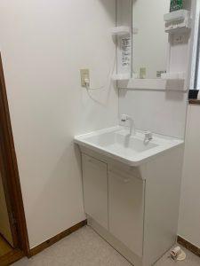 清潔な巾60cmの置き型洗面化粧台