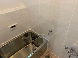 LIXILのバスフィットパネルでお風呂をリフォーム